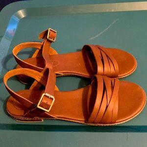 Timberland brown sandals